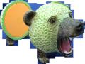 夕張メロン熊 2