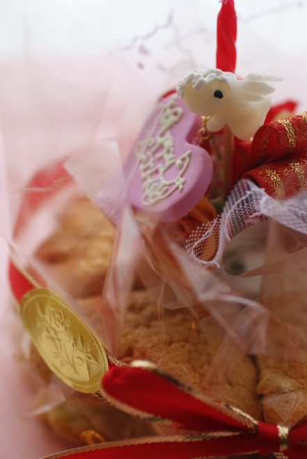 b天使が運ぶバースデーケーキ縦
