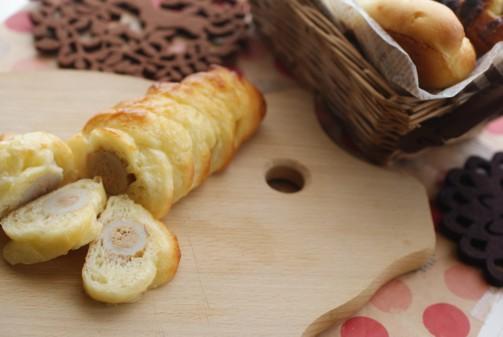 b横竹輪パン