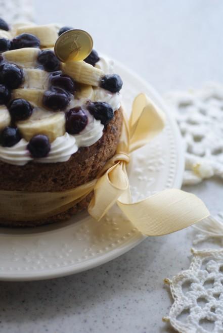 b縦バナナケーキ