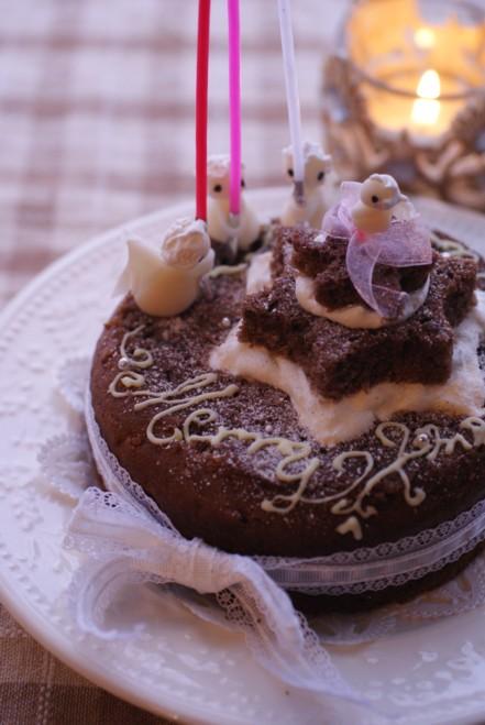 b縦ミックス粉クリスマスバターケーキ