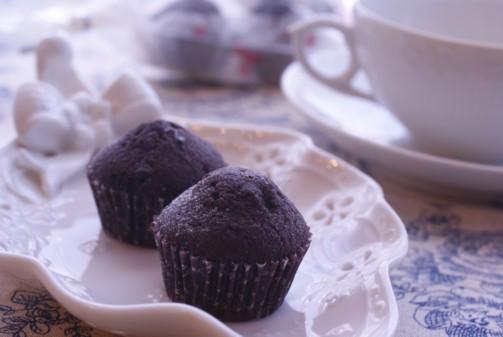 b横ヨシさんチョコレートケーキ