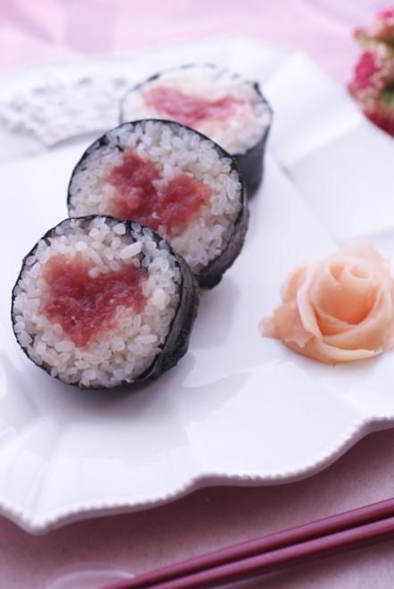 b縦巻き寿司