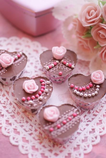 B縦バレンタインチョコ
