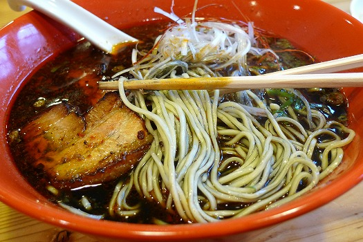 サムライラーメン麺