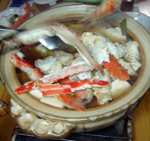 2011カニ鍋