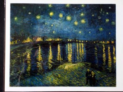 【星降る夜(1888年)】