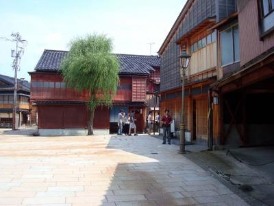 ひがし茶屋街(1)