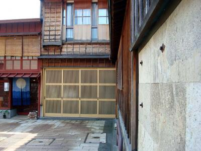ひがし茶屋街(2)
