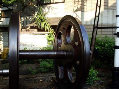 電車の車輪