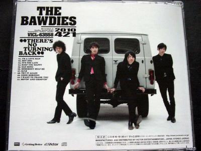 THE BAWDIES②