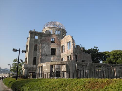 原爆ドーム5