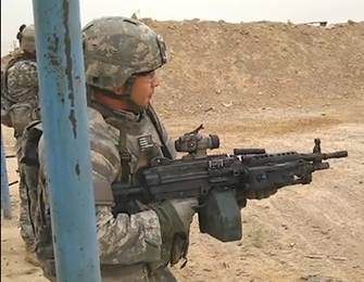 M249 USARMY