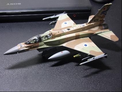 F-16I 001