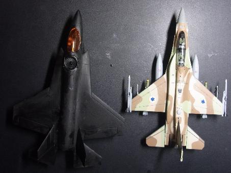 F-16I 003