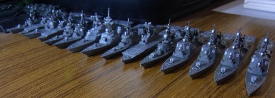 軍艦UCCALLS