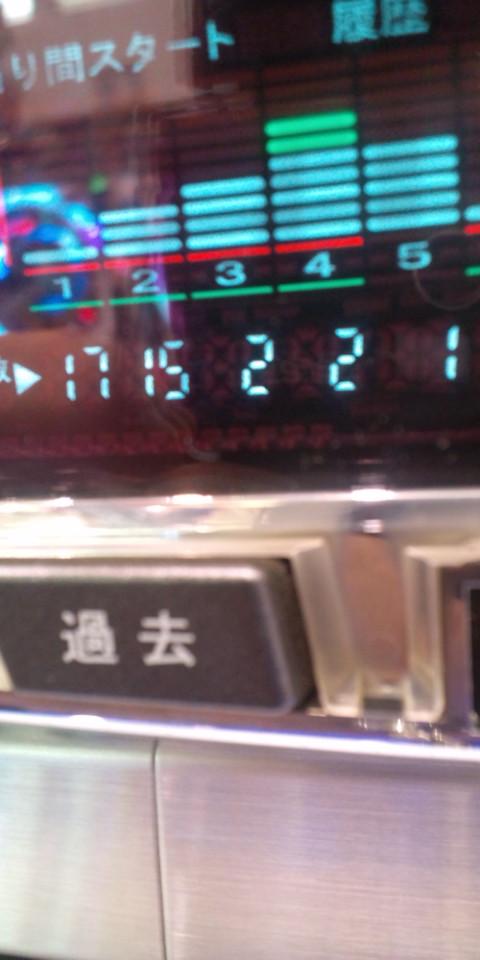 10月31日連荘履歴