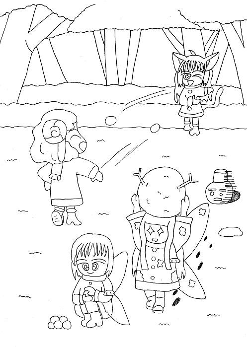 雪合戦 下書き20131119