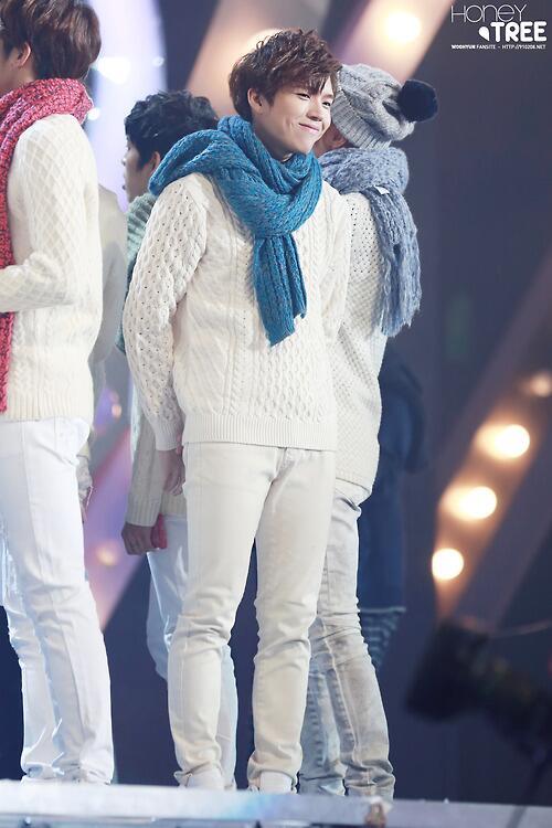 131229 SBS Gayo Daejeon - Kim Sungkyuh1