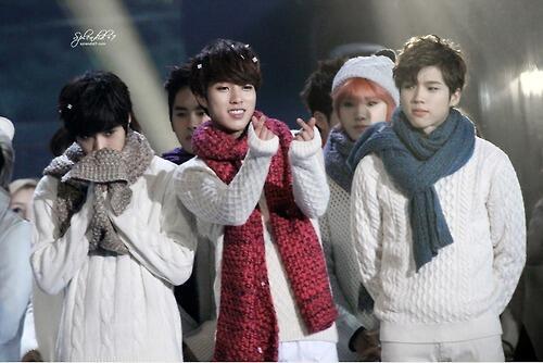 131229 SBS Gayo Daejeon - ms sy sj sh