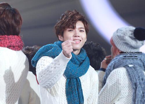 131229 SBS Gayo Daejeon - wh