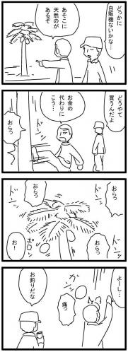 wk ヤシの木