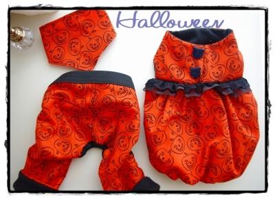 ハロウィン衣装①