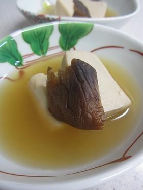 20141007 高野豆腐