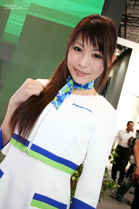 愛原涼 / Panasonic -CEATEC JAPAN 2011-