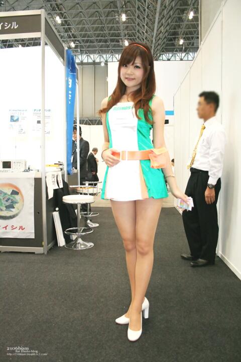 春野まな / ROINOS -CEATEC JAPAN 2011-