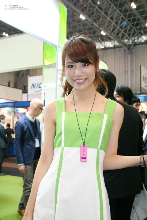松永未来 / T-GAIA -CEATEC JAPAN 2011-