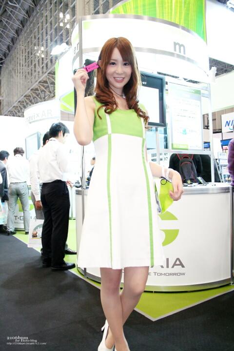 / T-GAIA -CEATEC JAPAN 2011-