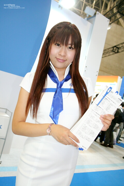 高村綾 / TDK -CEATEC JAPAN 2011-