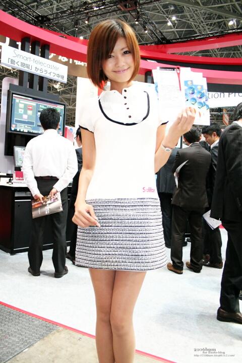 大塚れいか / Soliton -ITpro EXPO 2011-