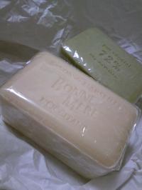 ロクシタン石鹸
