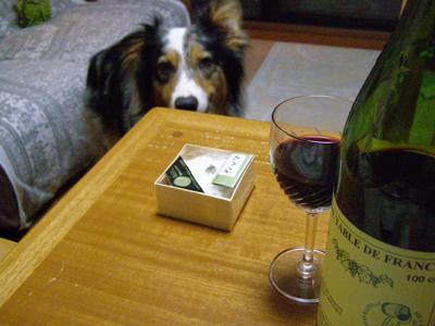 1lのワイン