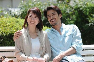 竹野内豊と和久井映見の結婚2
