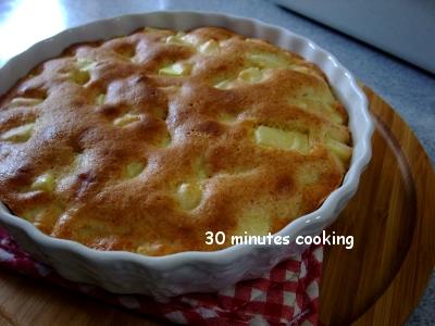 ホットケーキミックスで作るチーズとお芋のケーキ