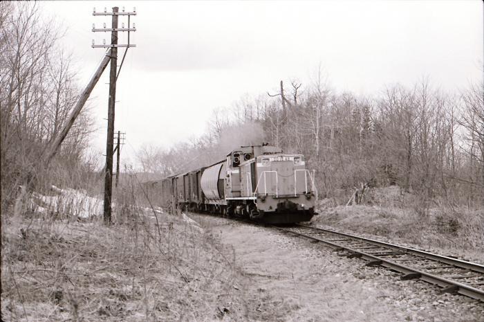 標津線のDD16 - 39670