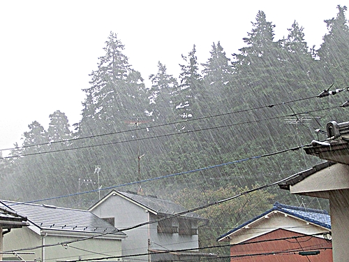 CIMG5948台風18号雨