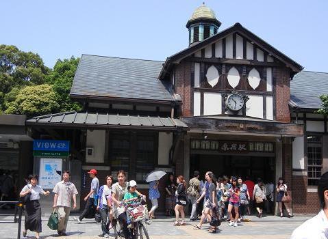原宿駅 003