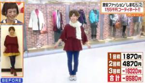 松井絵里奈、テーマ「?」