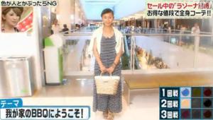 田中律子のテーマ「我が家のBBQ(バーベキュー)にようこそ!」