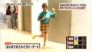 菊地亜美のテーマ「はじめてのスカイツリーデート」