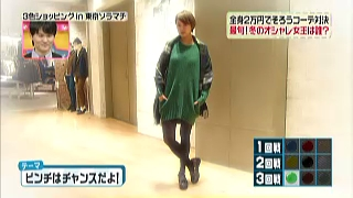 田中美保のテーマ「ピンチはチャンスだよ!」