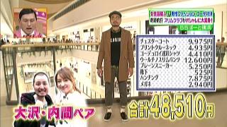 内間政成(スリムクラブ)、ファッションコーディネート
