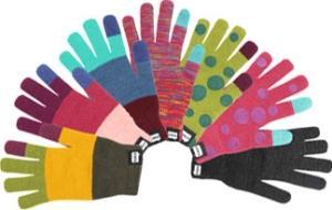 スマホ対応の手袋(グローブ)