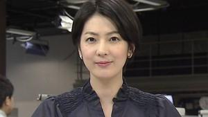 森富美ニュースアナウンサーのプ...