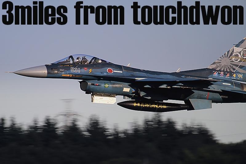 F-2 入間基地航空祭