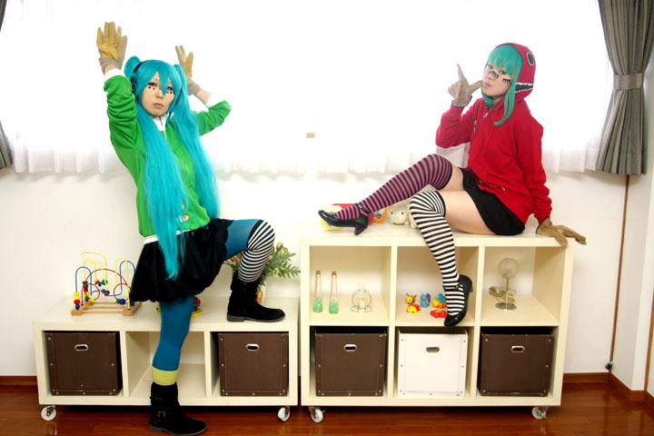 マトリョシカ/GUMI&ミク